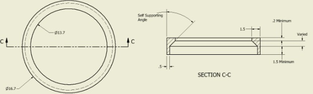 self-supporting-angle-test-baam-3d-printing-aes-diagram2